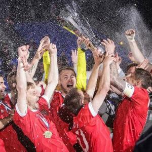 World Cup Tunisia 2017