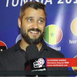 Alexandro Barros – Secretario General