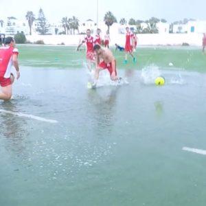 Tunisia 2017 | Bailando debajo de la lluvia